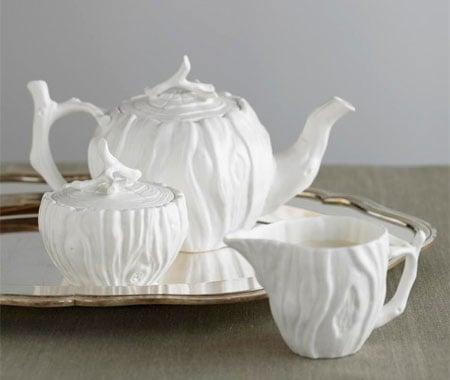 Steal of the Day: Viva Terra Porcelain Branch Teapot