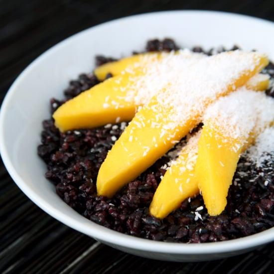 Coconut Black Rice Breakfast