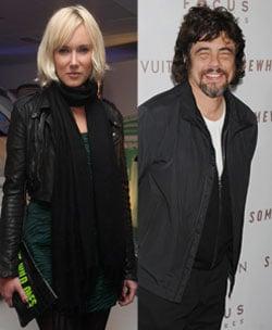 Kimberly Stewart and Benicio Del Toro Baby News