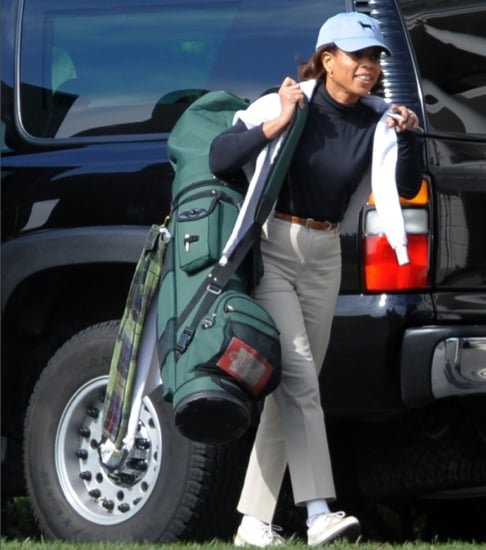 Obama's Foursome Finally Includes a Woman
