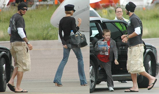 Are The Beckhams Stateside Bound?