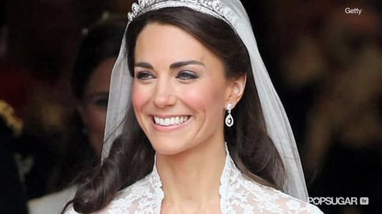 Kate Middleton's Wedding Day Makeup