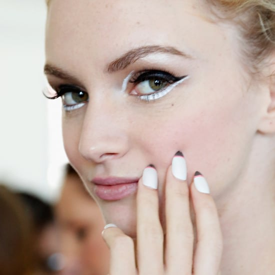 How to Wear White Makeup
