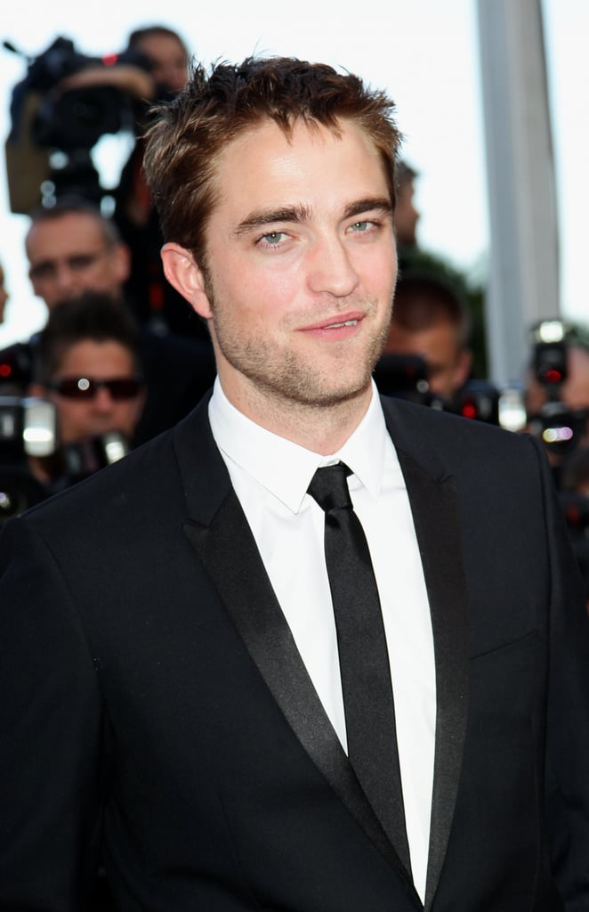Robert Pattinson was a surprise red carpet guest at the Cannes premiere of On the Road on May 24.
