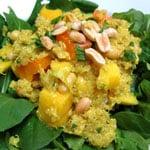 Whole Grain Recipe: Curried Quinoa Salad