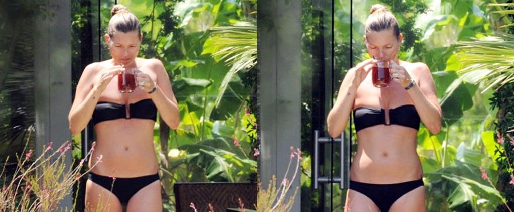 Kate Moss's Bikini Tour Takes an Unexpected Turn