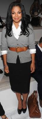 Celeb Style: Janet Jackson