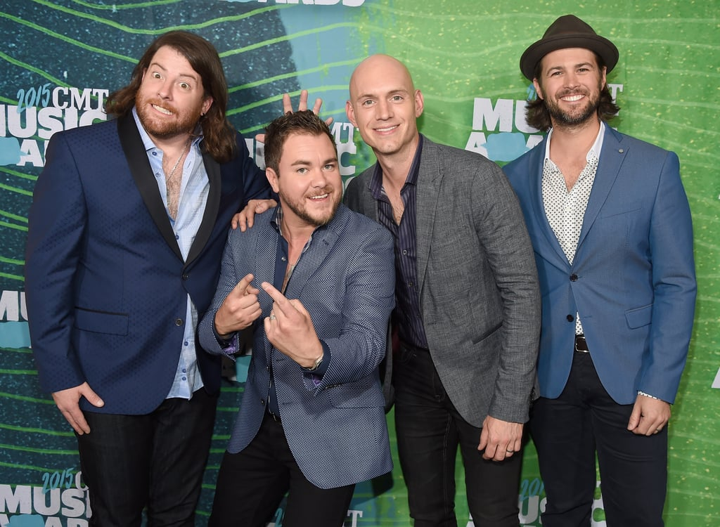 Mike Eli and James Young of Eli Young Band