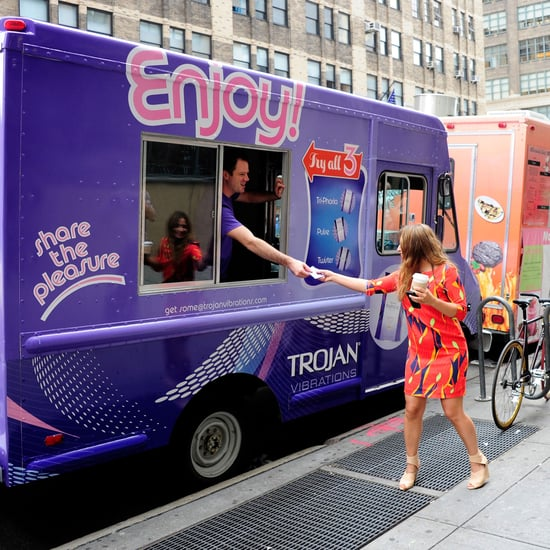 Free Trojan Condoms and Sex Toys in New York