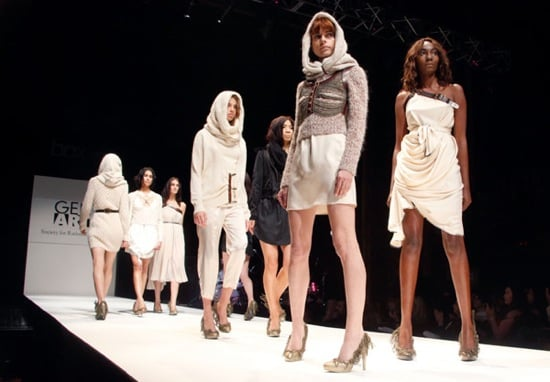 Funky Fashions at LA Fashion Week
