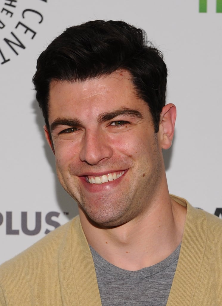 Max Greenfield admitted his mom set up a Google alert, and often forwards him stories about the show — so cute!