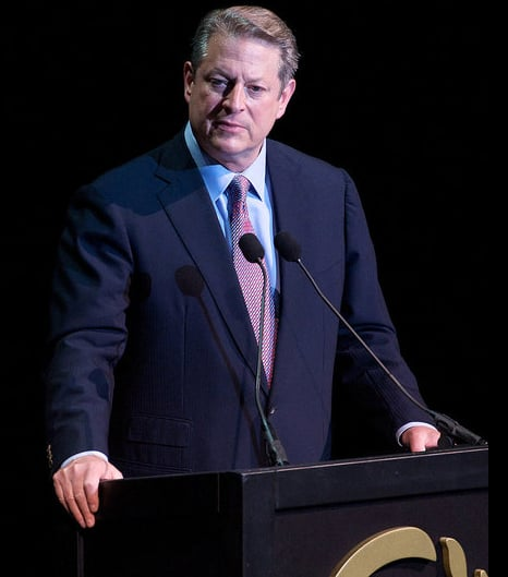 CNN Accidentally Publishes Al Gore's Email Address