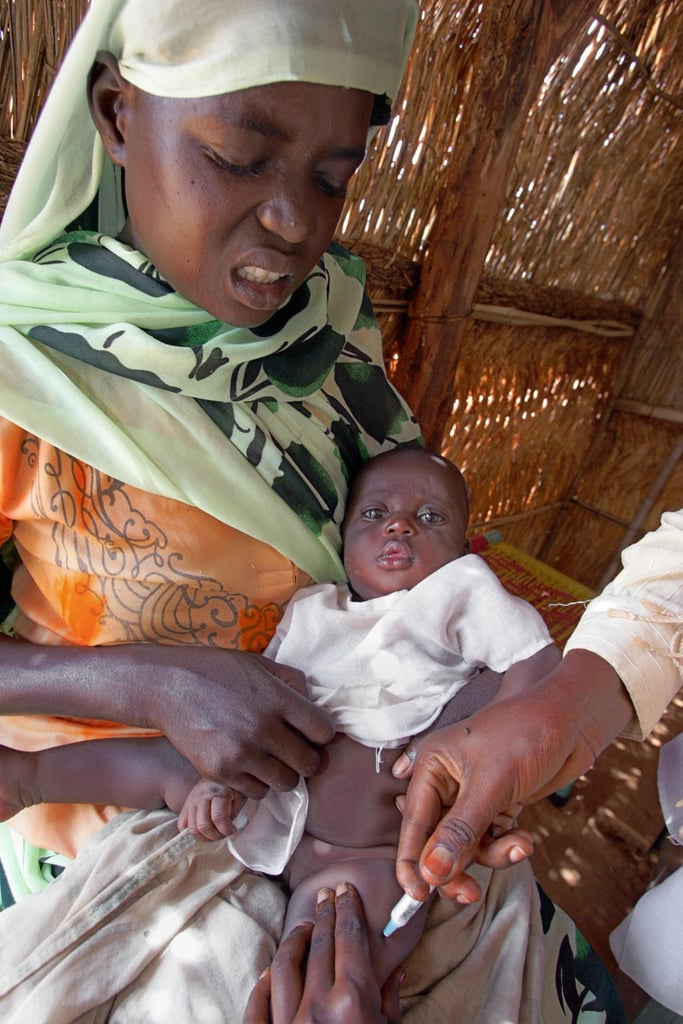 Vaccinating a Mother Also Protects Her Baby