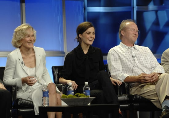 Glenn Close, Ted Danson Talk Damages at TCA