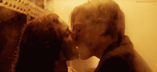 The Steamy Makeout