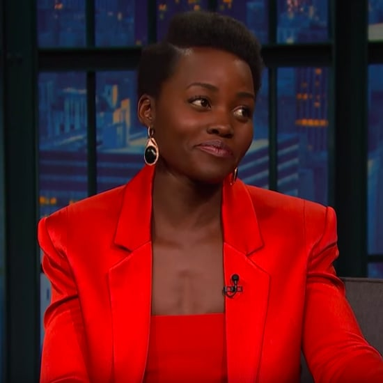 Lupita Nyong'o on Late Night With Seth Meyers 2016 Video