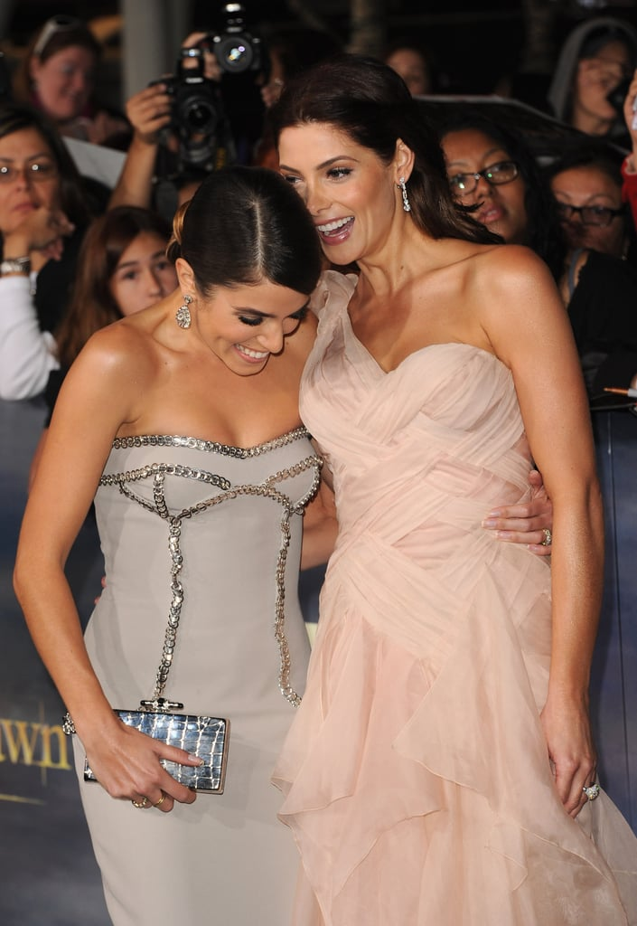 Nikki Reed & Ashley Greene
