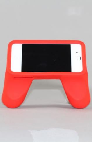 Yamamoto Industries Silicon Game Controller Red Case ($17)