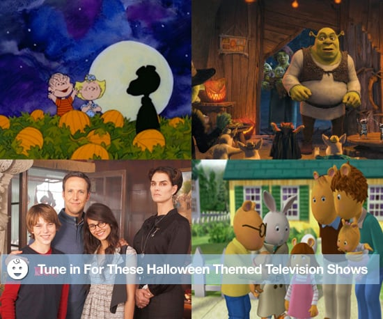 Halloween-Themed TV Shows For Kids