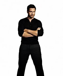Gerard Butler--Men's Health