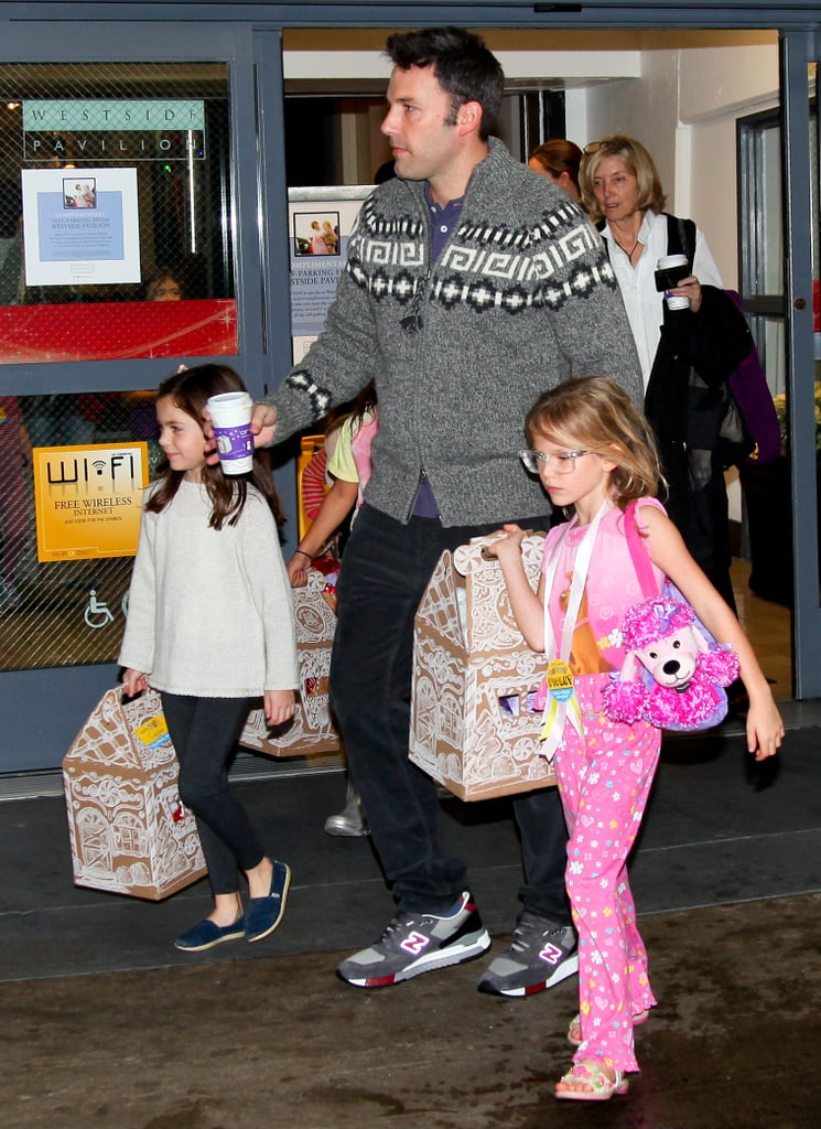 Violet Affleck Turns 7 With Style, Stuffed Animals, & Famous Friends