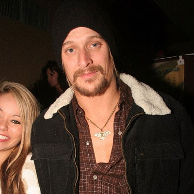Kid Rock at Ice-T's Birthday Party