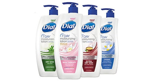 The Results Are In For Dial® 7 Day Moisturizing Lotion