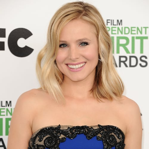 Kristen Bell Beauty Interview