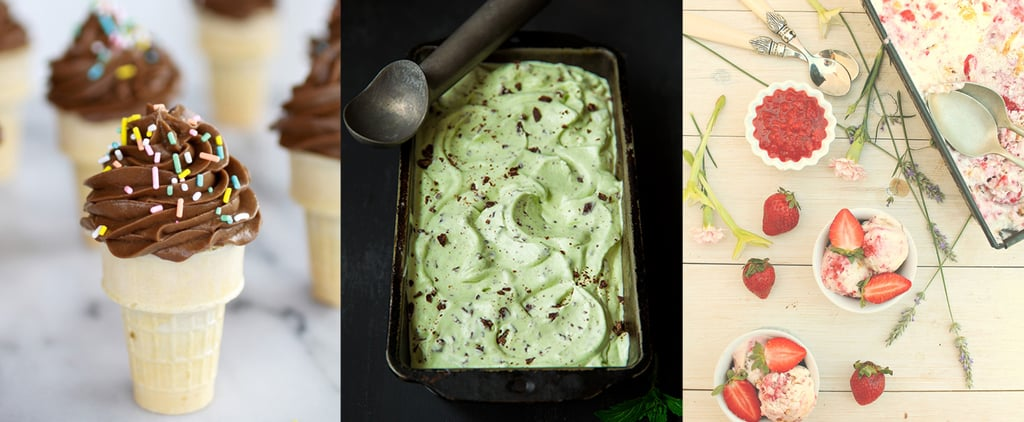 34 Ice Cream Recipes Worth Screaming For