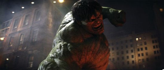 The Incredible Hulk Makes $54.5 Million on Opening Weekend at the Box Office