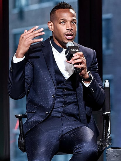 Marlon Wayans Says Chris Rock Should Host Oscars Despite Diversity Controversy: 'There's No Greater Person to Talk About This'