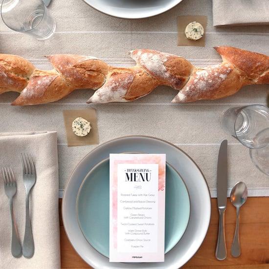 Easy Thanksgiving Tablescape Ideas