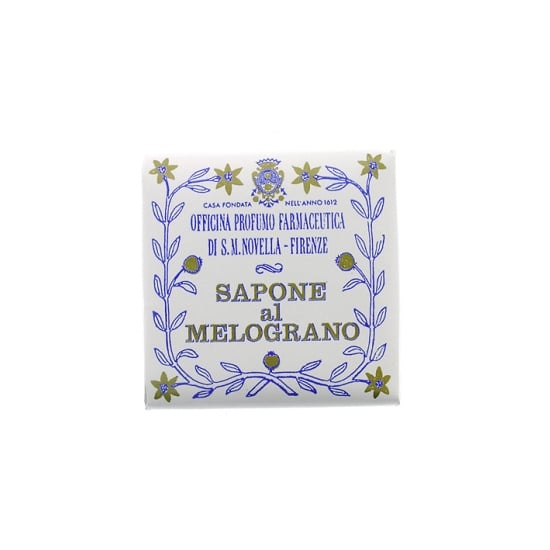 I recently traveled to Florence and visited the actual Santa Maria Novella church and its cult-favorite beauty store. Now that I'm back and missing Italy (sniff, sniff), I'm depending on my Santa Maria Novella Melograno Soap ($17) to remind me of the city. It's also a perfect hostess gift for when you crash at your friend's Summer house.  — MLG