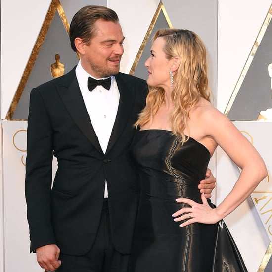 Leonardo DiCaprio and Kate Winslet Throwback Moments