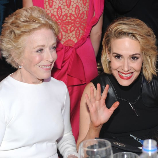 Who's Sarah Paulson's Girlfriend? (Video)