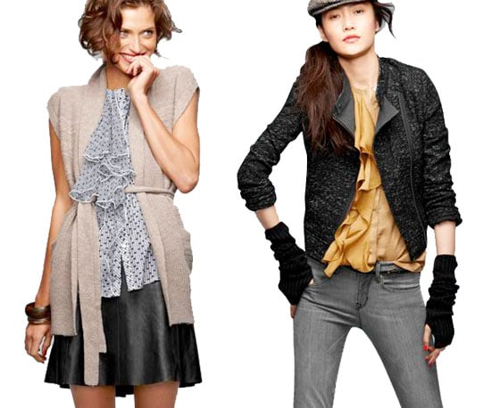 Pictures of Gap Winter '10 Collection