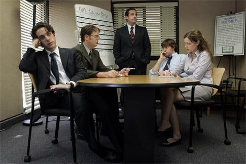 "Go Behind The Scenes with ""The Office"" Blooper Reel"
