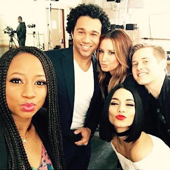 High School Musical Reunion Pictures 2016
