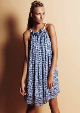 Easy! Breezy! I live in dresses like this on Summer weekends. — Marisa, Publisher Dress, $385, Anna & Boy