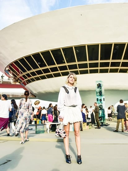 Inside Louis Vuitton's Rio Show With a Major Fashion Blogger