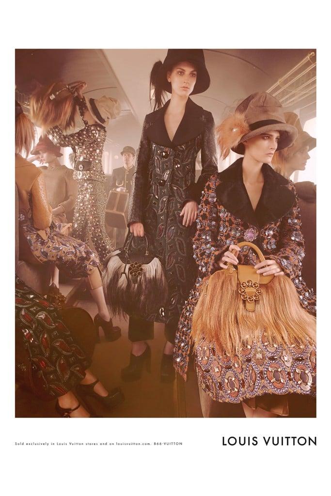 Louis Vuitton Fall 2012 Ad Campaign