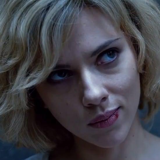 Lucy Trailer With Scarlett Johansson