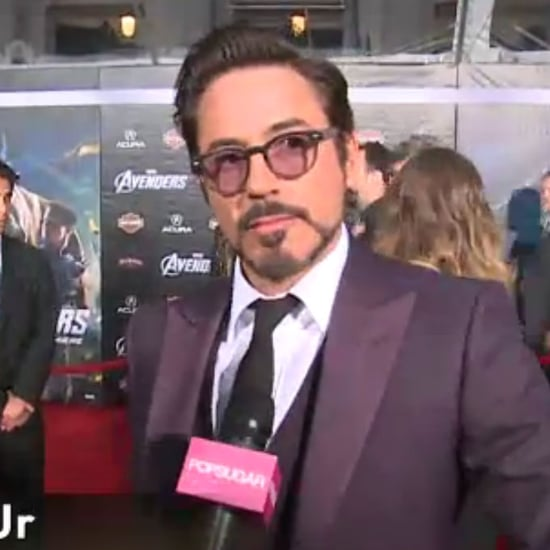 The Avengers Red Carpet Live Streaming Video