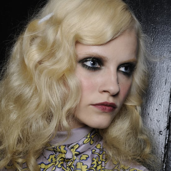 Hair Color and Makeup Spring 2012
