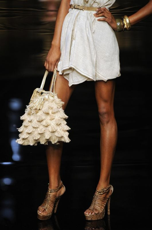 Milan Fashion Week: Ermanno Scervino Spring 2009