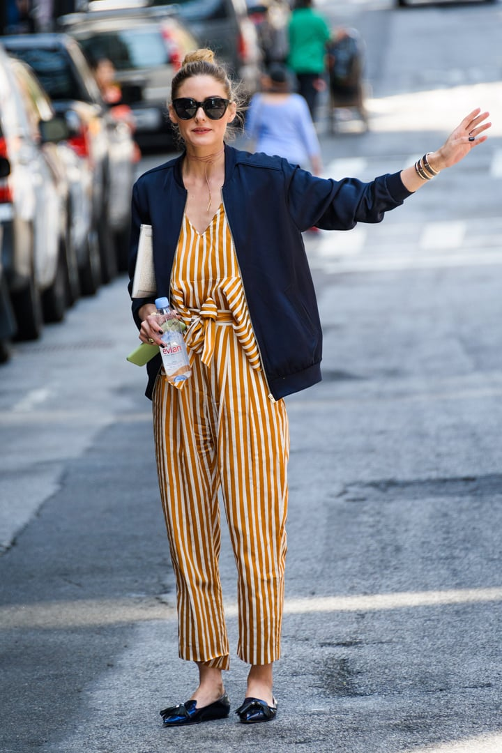 Olivia Palermo Can't Tuck Away This Style Secret -We've Got It All Figured Out