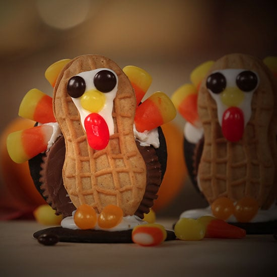Thanksgiving Turkey Cookies | Video