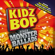Kidz Bop Sings Monster Ballads Review