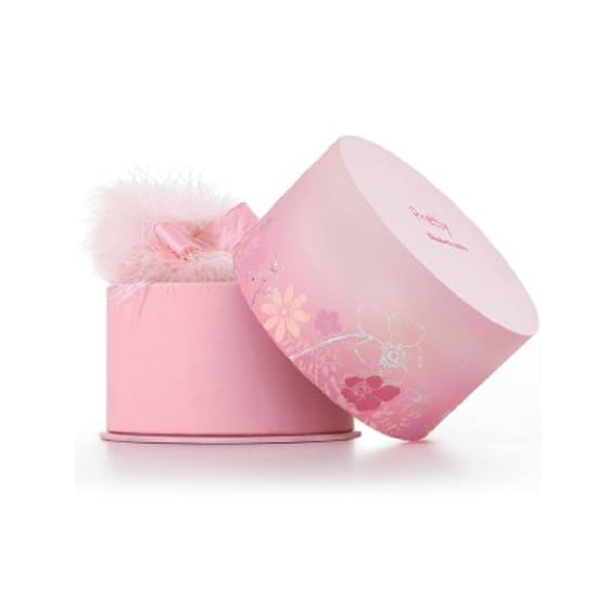 A luxurious gift like Elizabeth Arden's Pretty Body Powder With Puff ($40) is not only sweet, but also reusable.