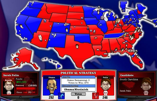 The Political Machine offers Free Game Download